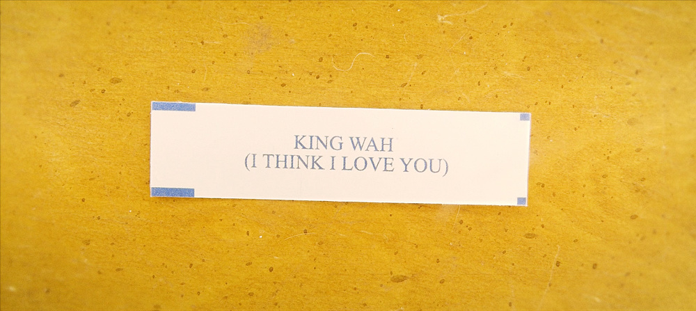 King Wah (I Think I Love You) - Horatio Baltz