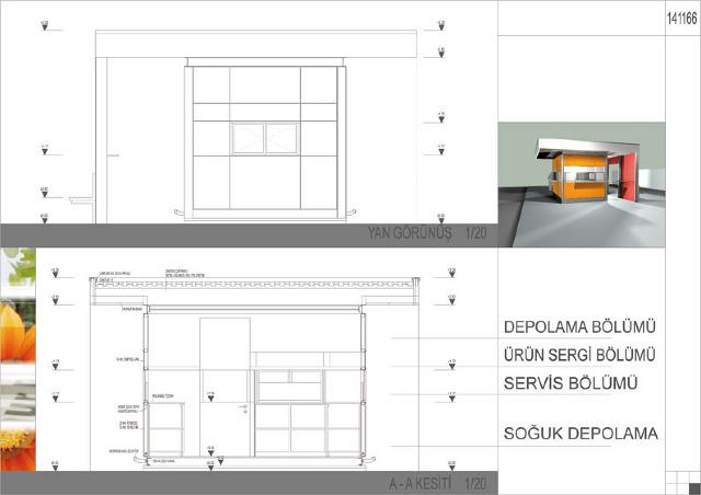 İBB Kiosk Design Competition - gulcincuhaci com - Personal
