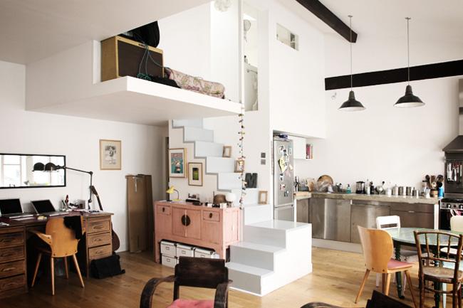 appartement 01 descombes thieulin. Black Bedroom Furniture Sets. Home Design Ideas