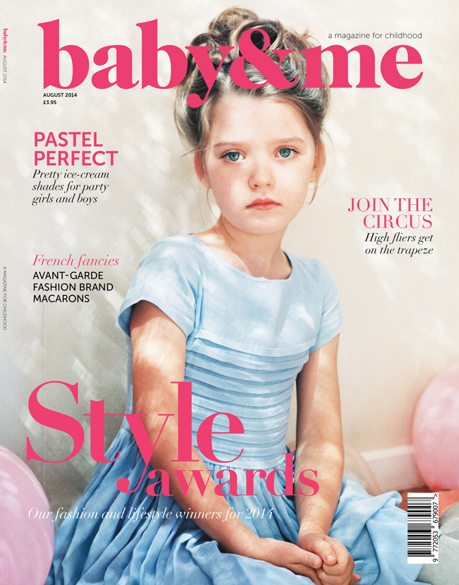 Fashion For Me: Baby & Me Magazine UK