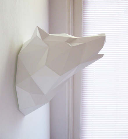 Make Your Own Origami Wolf | Accolades | NC State University | 476x440