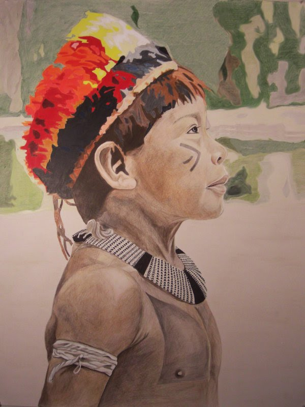 Indios Brasileiros Maisa Shigematsu