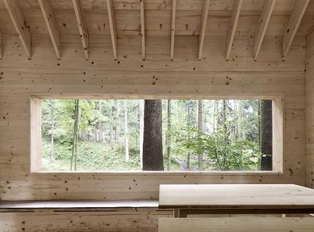 2013 Adolf Bereuter Fotografiert Das Haus Der Waldeulen In Wolfurt