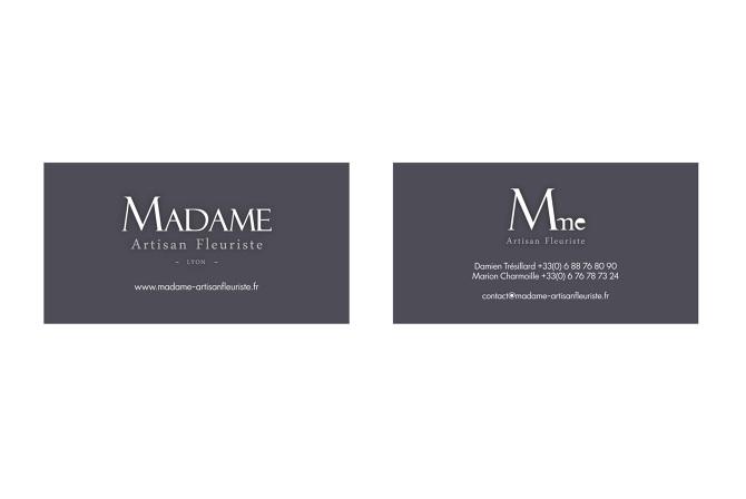madame artisan fleuriste