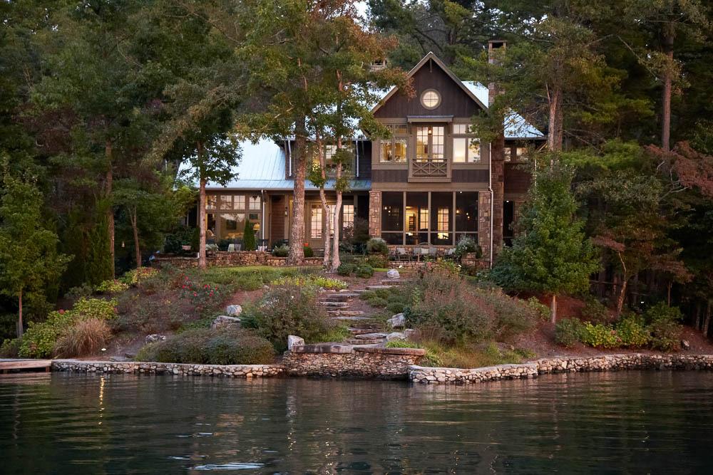 Lake Burton Pritchett Dixon Residential Design