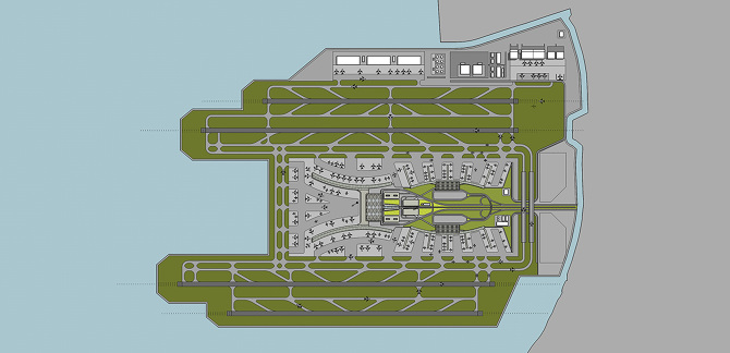 New manila international airport master plan 2011 2012 - Planning and design of airports pdf ...