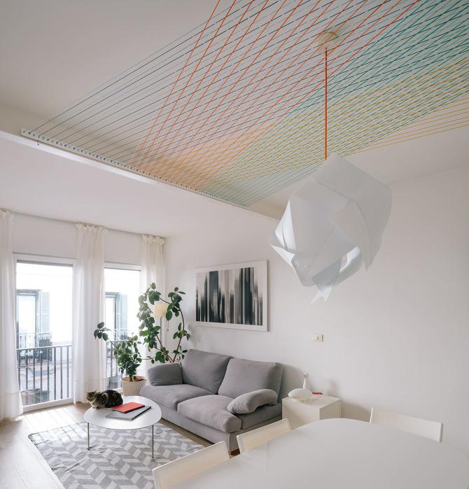 Ceiling Rug