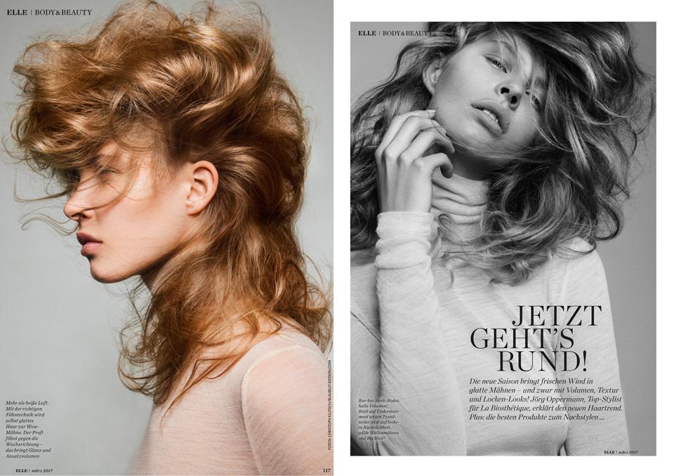 Elle Germany Christoph Klutsch Vermilion Photography