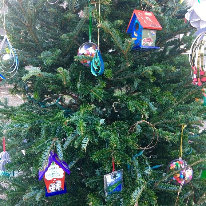 Ornaments R Ellis Orrall