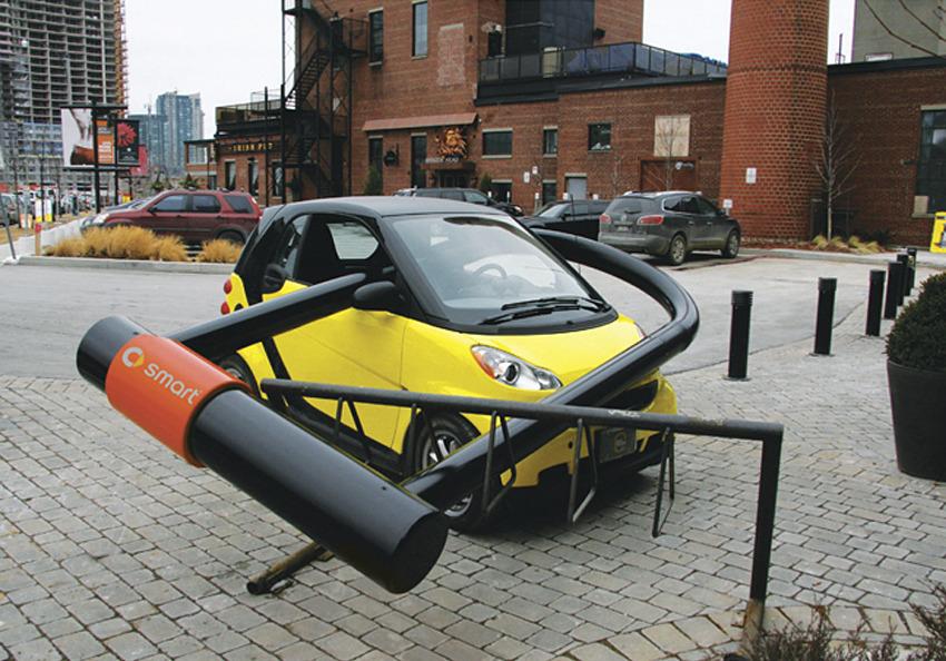 smart car / Bike Lock - Craig McIntosh & Jaimes Zentil