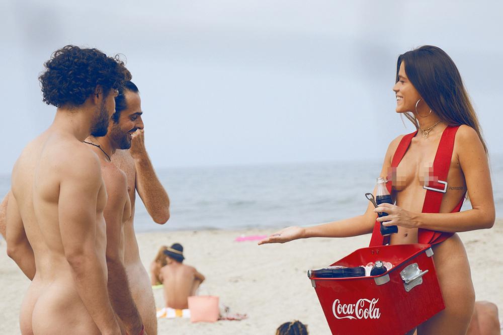 Nackt Coca  41 Hottest