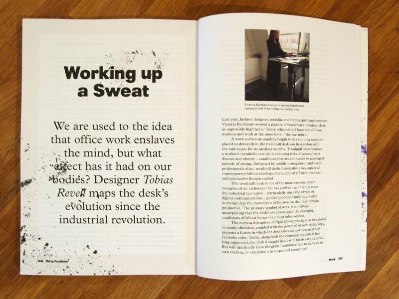 fa42524b4fb3 Working Up A Sweat - Dirty Furniture 2 - Tobias Revell
