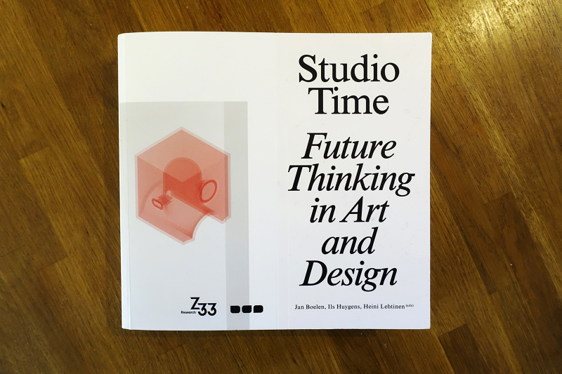 The Hallowed Image Z33 Studio Time Future Thinking In