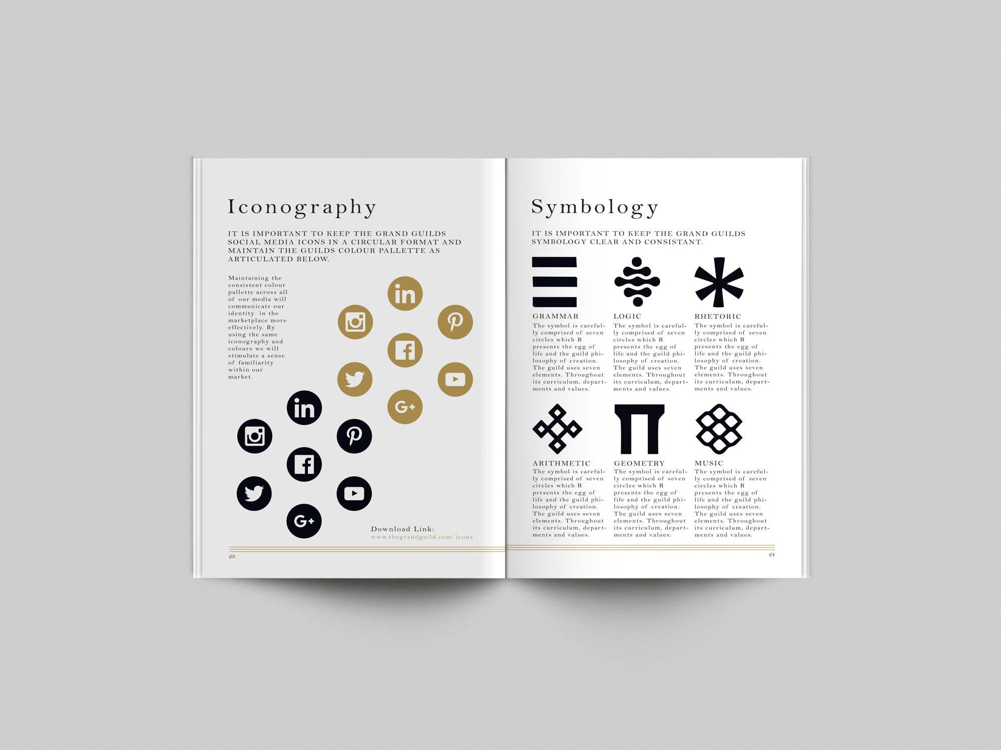 The Grand Guild - Paulie Scott - graphic designer