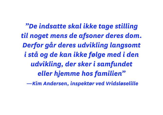 citater om kriminalitet Fængslet som medie   et oplevelseskoncept   Marie Sølyst citater om kriminalitet