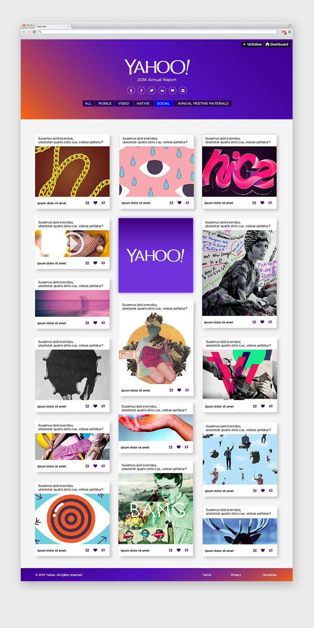 YAHOO AR Digital Platform - www adrianneread com