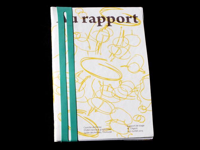 au rapport  u2013 rapport de stage  2014