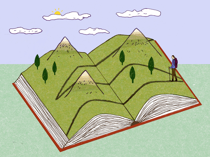 NPR - Harriet Russell illustration