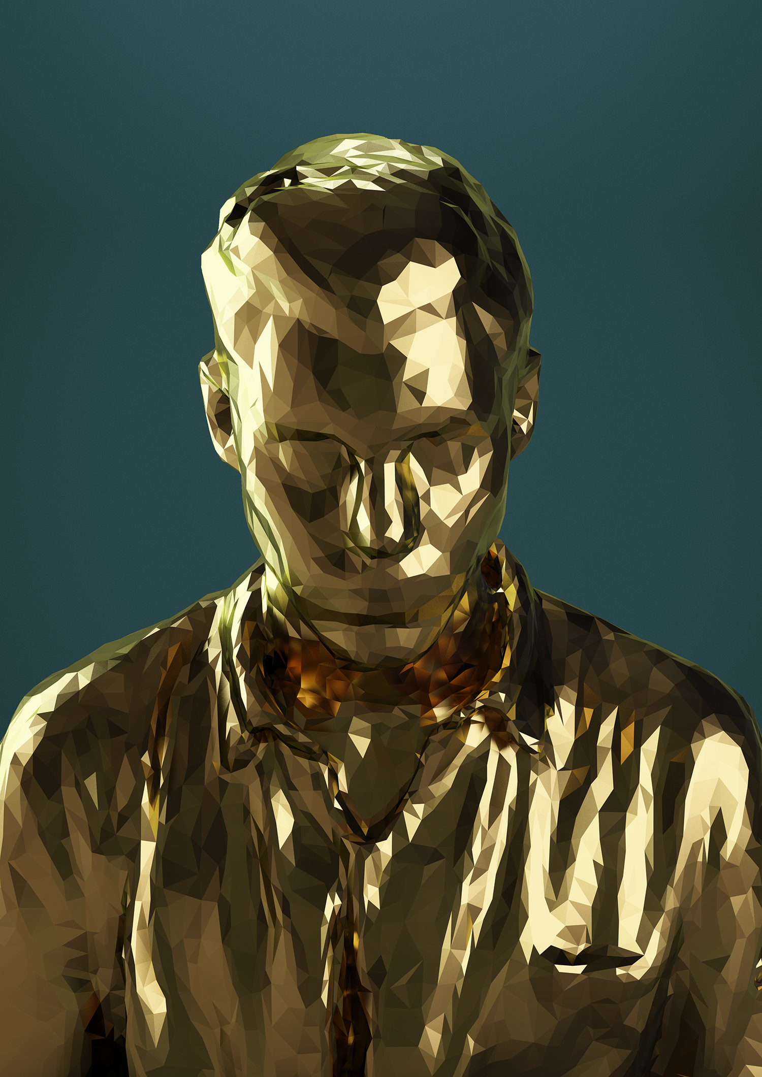 Kinect Portraits - Mike Pelletier