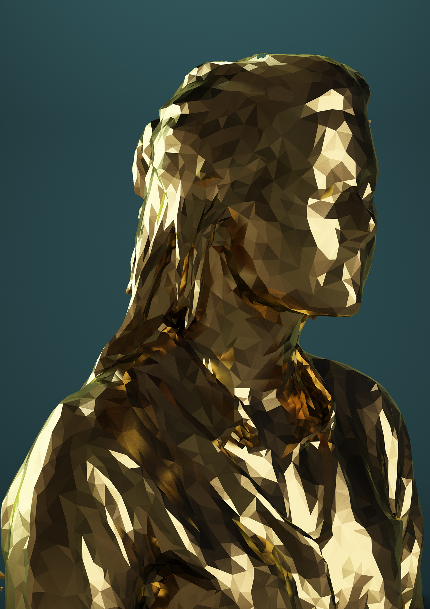 Kinect Portraits - Mike Pelletier